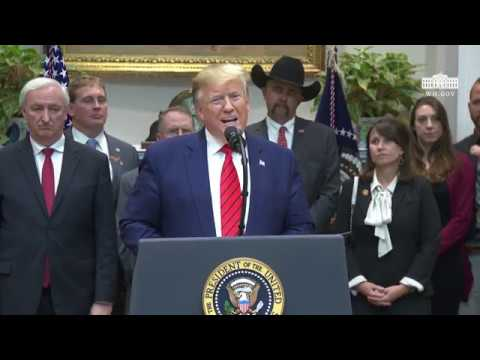 President Trump Signs Executive Orders on Transparency in Federal Guidance and Enforcement