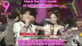 [AA VIETSUB] SNSD - Gee 1st & 2nd win @ KBS2TV Music Bank