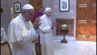 Benedict XVI turns 91 on Monday