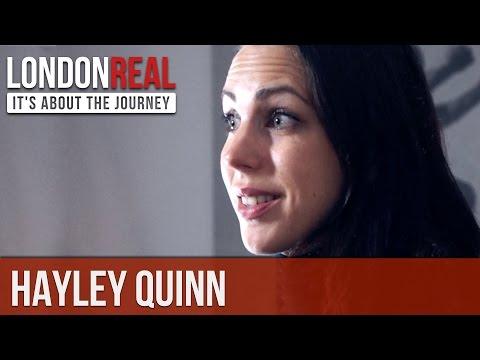 hayley quinn dating guru