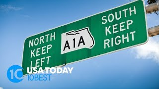 10 things you need to see when driving Florida's A1A