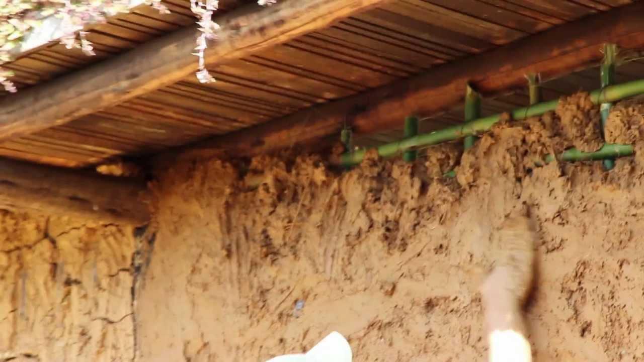 Conhecido Parede de Pau a Pique - Sete Ecos - YouTube MA89