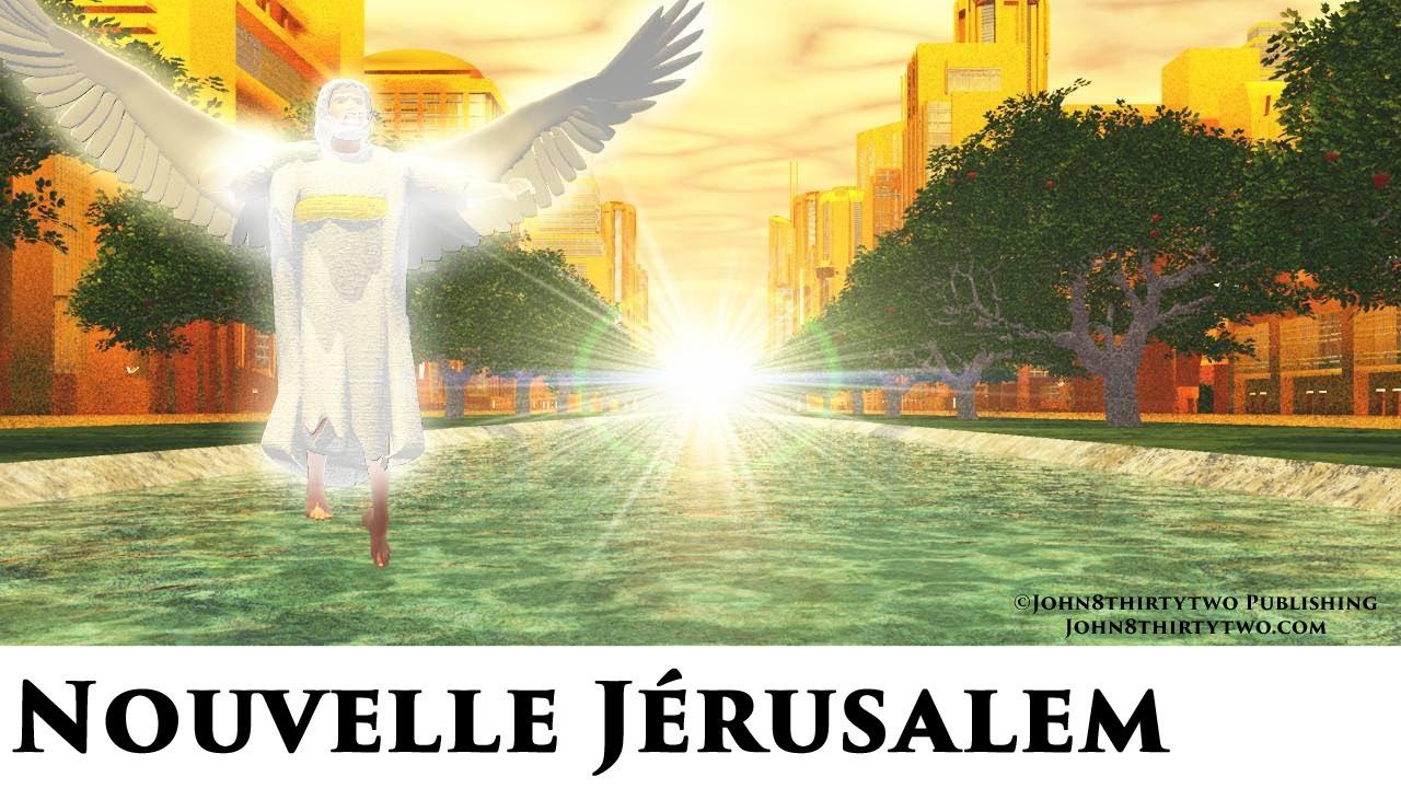 4 Nouvelle J 233 Rusalem Apocalypse 21 22 Fran 231 Ais La Ville