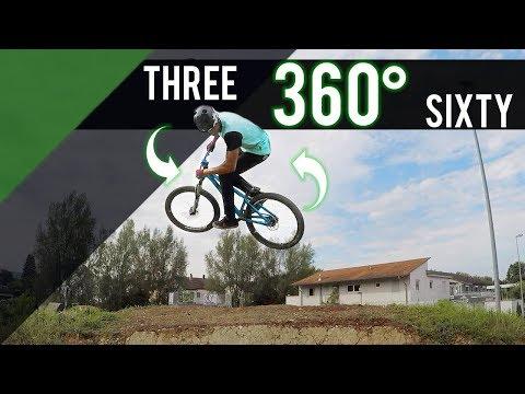 "TUTORIAL: So lernst Du den 360° (""Three Sixty"")"