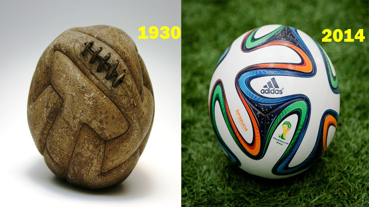 97c7c08dc47 The Evolution of the Official World Cup Ball