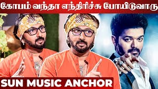 Anchor Anandha Kannan Reveals A Secret!!