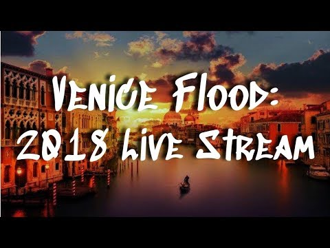 Venice is Flooding!    Breaking News Chat