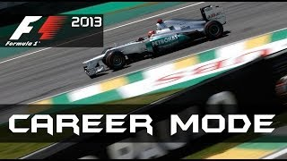 F1 2013 Career Mode Season 2 Finale - Brazilian Grand Prix [S2 P39]