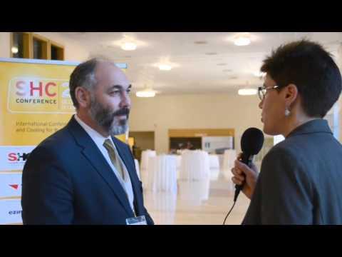 Kemal Gani Bayraktar at SHC 2015: Solar Thermal in Turkey
