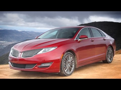 2016 Lincoln MKZ - Review and Road Test