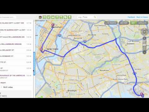 Take A Tour Of The New MapQuest