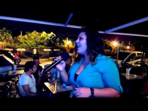 Titanium - David Guetta cover by Ilenia - Davidù Karaoke