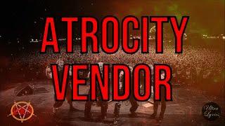 Slayer - Atrocity Vendor (Lyrics on Screen 🎤🎶🎸🥁)