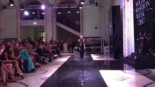 Элина Камирен - sochifashionweek2017