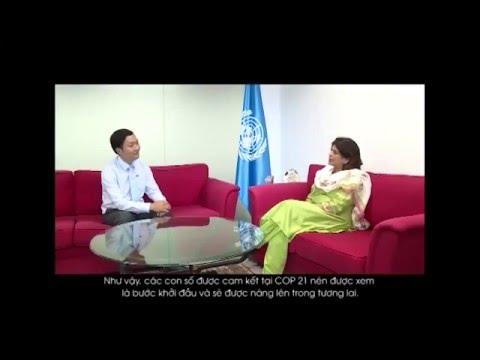 Climate action talk- UN in Viet Nam