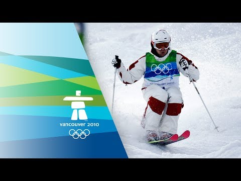 Bilodeau  Men's Freestyle Skiing  Moguls  Vancouver 2010 Winter Olympic Games