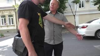 Рокировка конусов атамана !  Краснодар // Castling cones ataman !  Krasnodar