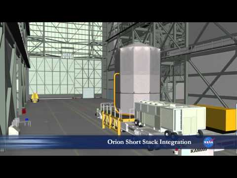 Space Launch System / Orion Test Flight Concepts