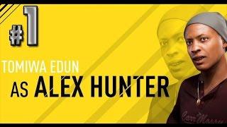 FIFA 17 (TÜRKÇE) Hikaye Modu | Alex Hunter - Bölüm 1
