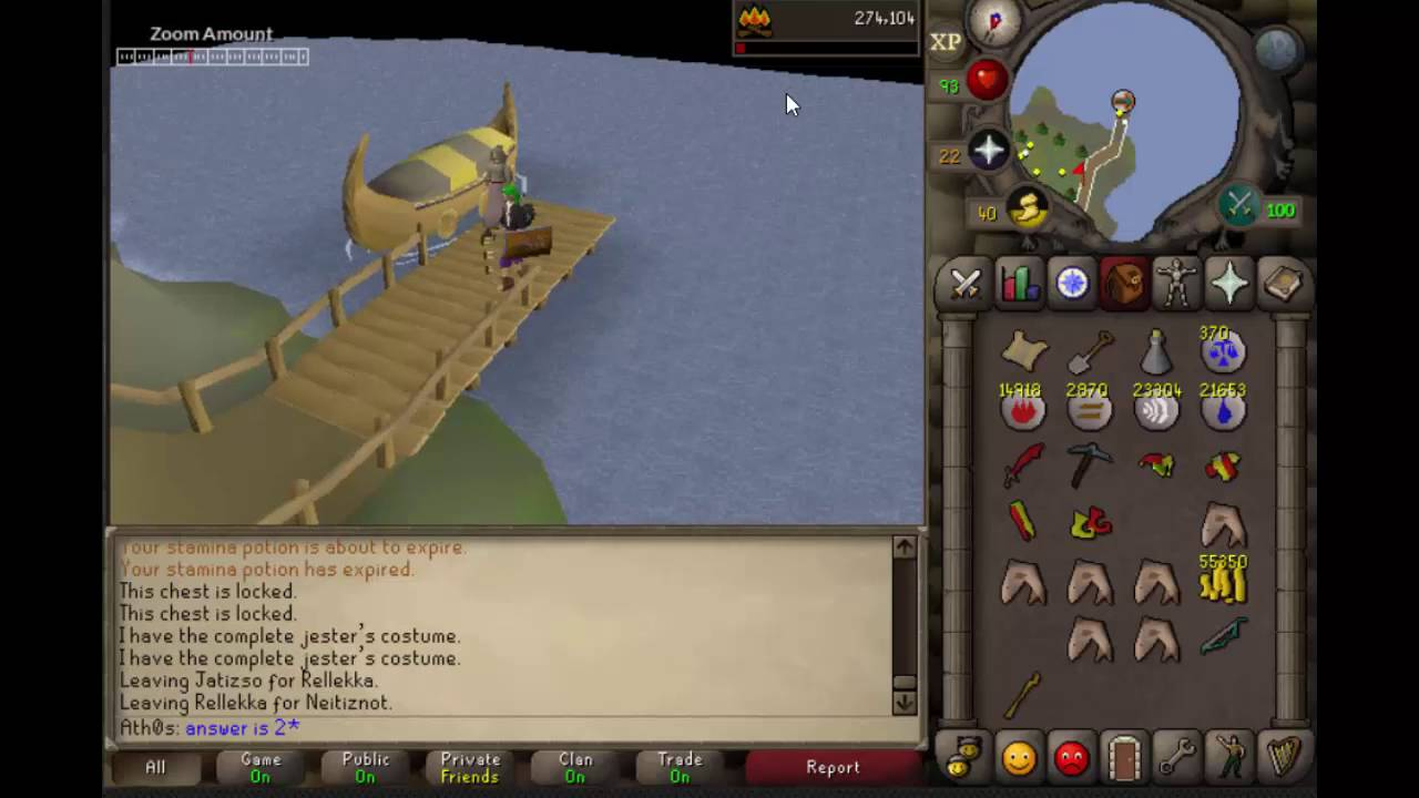 Snakes So I Sail OSRS Elite Clue Scroll Oldschool