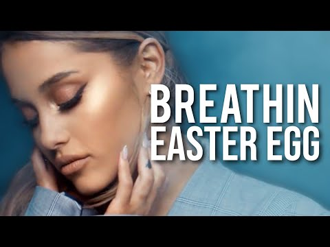 Ariana Grande | Breathin Music Video Easter Egg Mp3