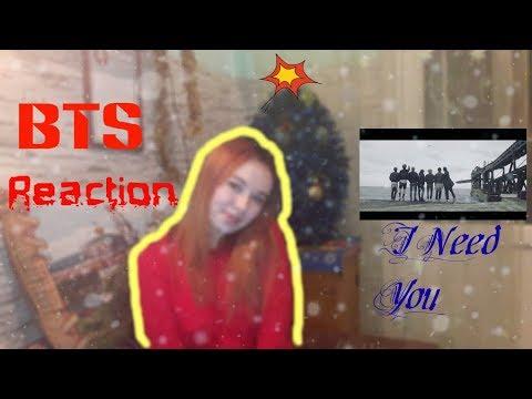 BTS - I Need You Обзор | Russian Reaction! Реакция KPOP