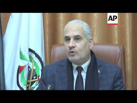 No Gaza elections, says Palestinian government in West Bank