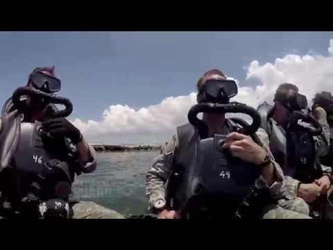 National Guard Special Forces Combat Diver