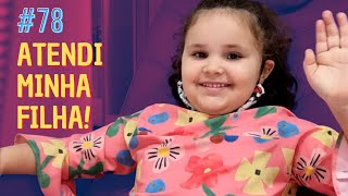 """ATENDI MINHA FILHA ( """"NAIL LOVERS"""" )#PODOLOGOMAURELIO #PODOLOGIA#UNHAENCRAVADA"""