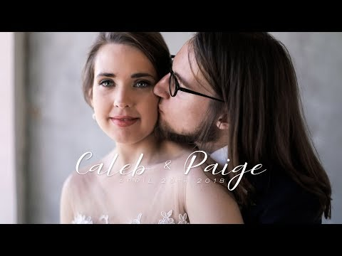 Caleb & Paige Dinger at Houston Station / Wedding Preview