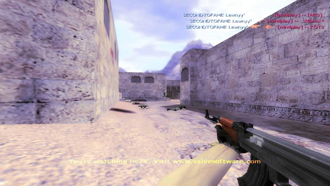 Download CS: lawnyy ACE vs mindplay