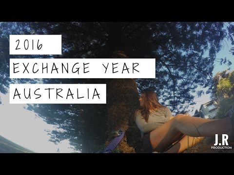 Australia 2016: Through the Eyes of an Exchange Student.