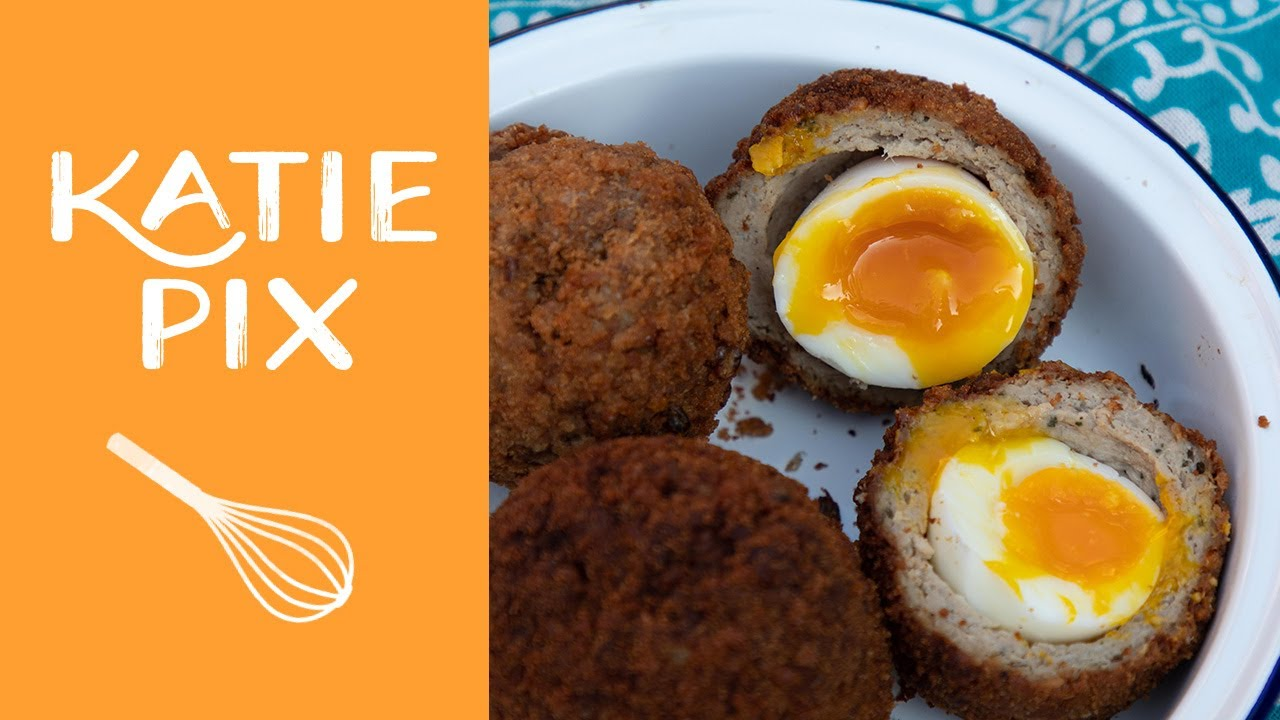 Homemade scotch egg recipe katie pix youtube homemade scotch egg recipe katie pix forumfinder Image collections