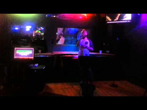 """Colin Boutwell """"Young"""" @TNT Karaoke Taylors Tavern"""