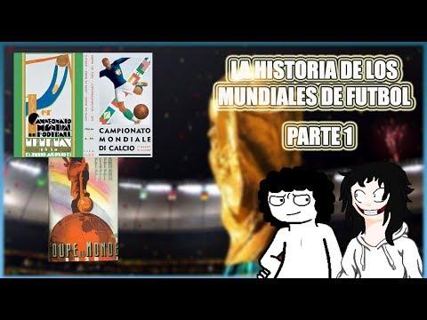 Descargar HISTORIA DE LOS MUNDIALES DE FUTBOL