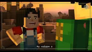 Minecraft, майнкрафт, Бункер, Даргас бункер, Майнкрафт, Minecraft, Minecraft 1.13, постр
