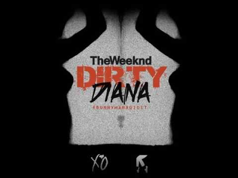 Michael Jackson X The Weeknd Dirty Diana