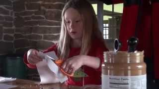 How To Make A Paper Bird Feeder