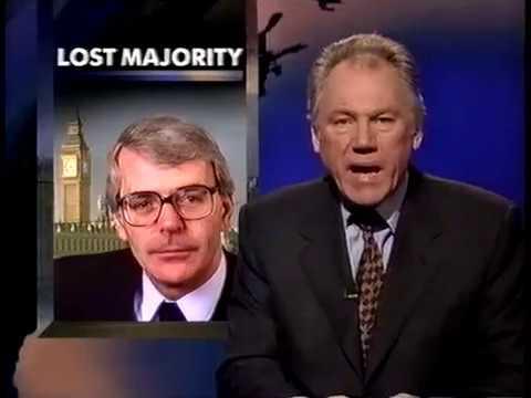 John Major loses his majority