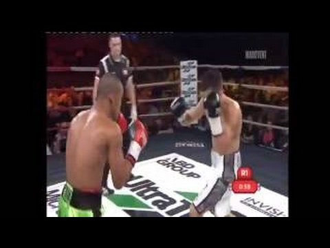 Jeffrey Francisco vs. Jason Moloney