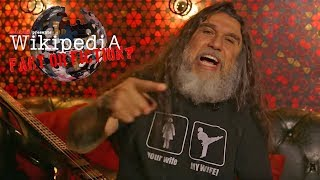Video Slayer's Tom Araya - Wikipedia: Fact or Fiction? download MP3, 3GP, MP4, WEBM, AVI, FLV Agustus 2018