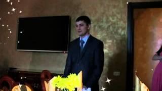 Свадебный клип. Алан и Елена (в кафе)