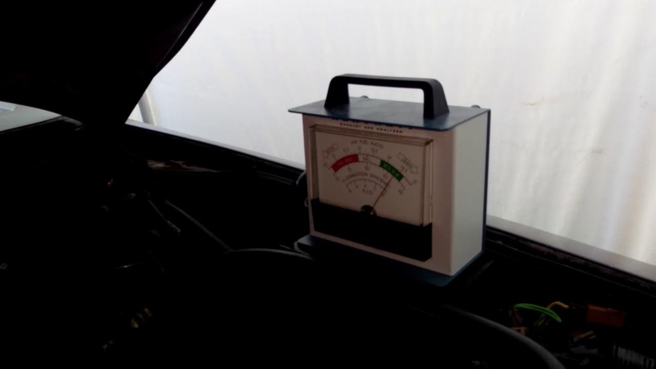 heathkit exhaust gas analyzer
