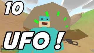 "UNTURNED - E10 ""UFO Crash!"" (WASHINGTON Role-Playthrough 1080p)"