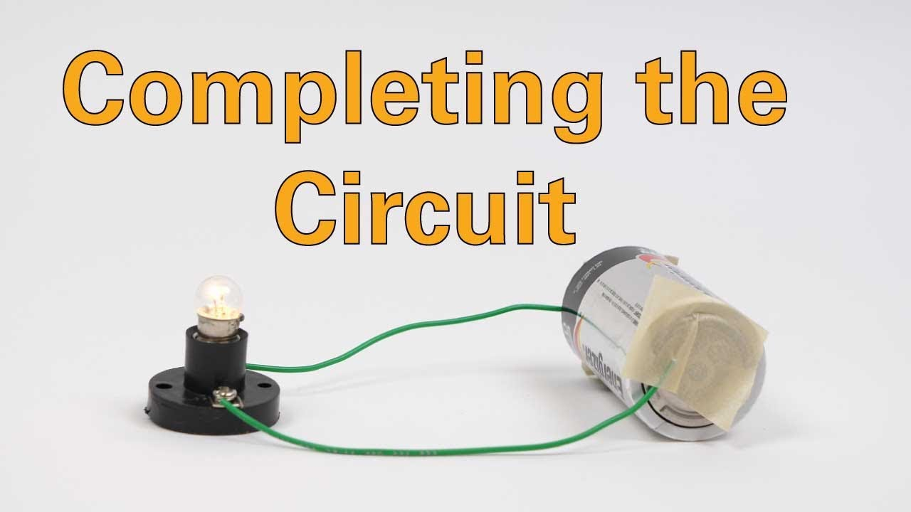 hight resolution of Completing the Circuit - Activity - TeachEngineering