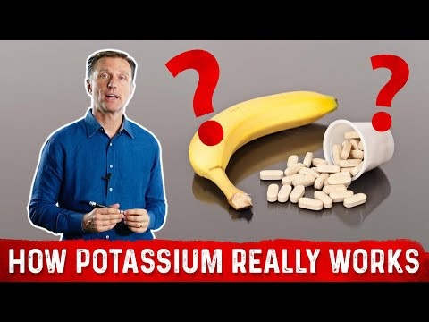 Potassium, Muscle Strength and Exercise Endurance