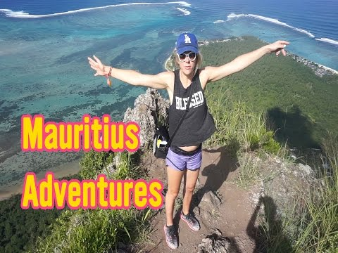 Mauritius Adventures with Lola Berry