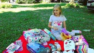 КУКЛА-СЮРПРИЗ  Новые Игрушки ! Видео для детей 💖   Dolls Surprise toys for girls . Video For Kids.