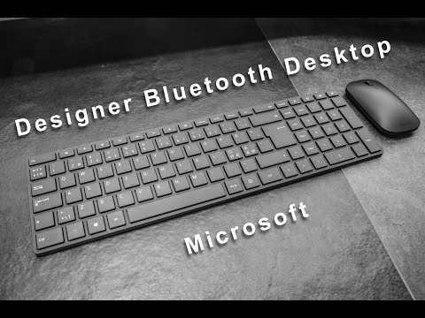Designer Bluetooth Desktop - Review