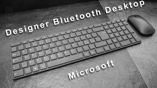 Designer Bluetooth Desktop - Review